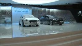 Clip - Patrizia Sala - Direttore Relazioni Esterne Peugeot Italia e  Gilles Vidal - Direttore del Centro Stile Peugeot