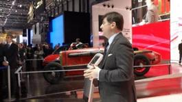 Fiat Press Conference at the Geneva Motor Show - Part 2