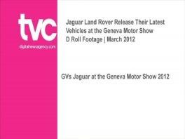 Jaguar - LAND ROVER AT THE GMS 2012