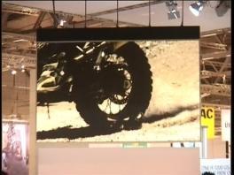 Clip BMW Motorrad all'Intermot 2012