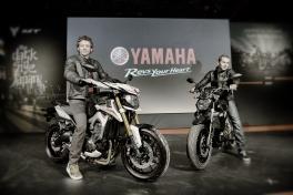 Yamaha Press Premere - EICMA 2013