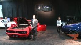 Equus Automotive press conference from the 2014 NAIAS in Det