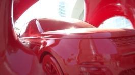 Jaguar Land Rover Design Week banca immagini