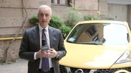 Intervista - Bruno Mattucci, amministratore delegato Nissan Italia