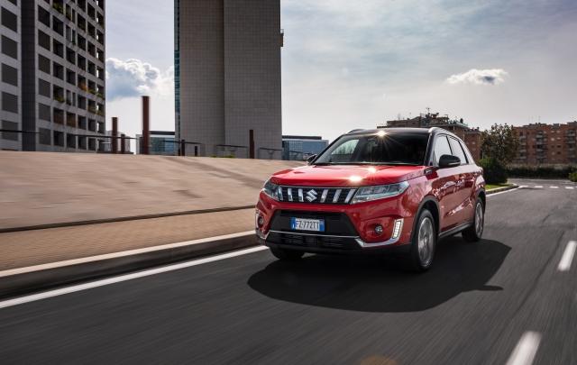 Suzuki Auto: una gam