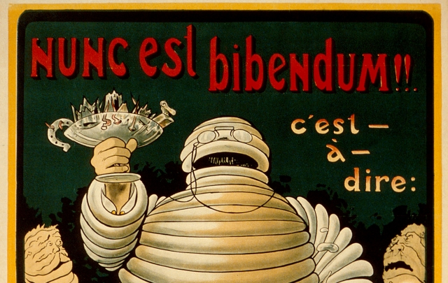 1989 - 2018: the Michelin Man is 120