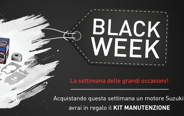 Black Friday… Black