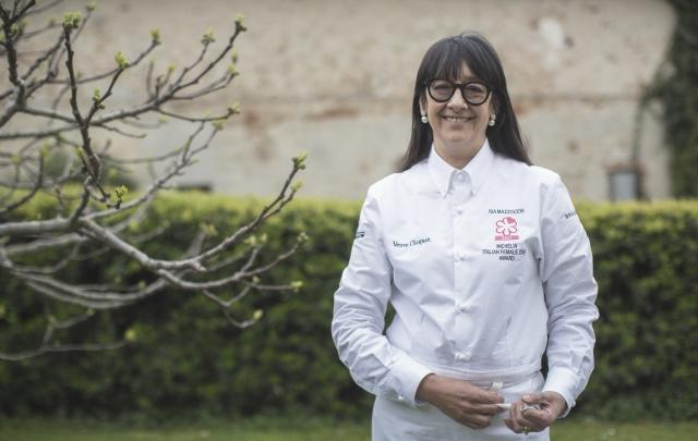 Premio SPECIALE Michelin Chef Donna 2021 - Isa Mazzocchi è il talento femminile della cucina italiana