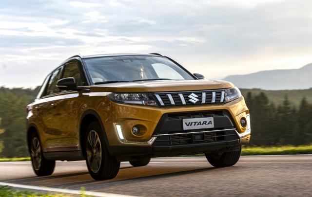 Suzuki è Hybrid: Con