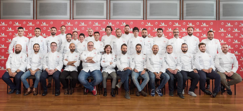 Guida Michelin Italia 2019