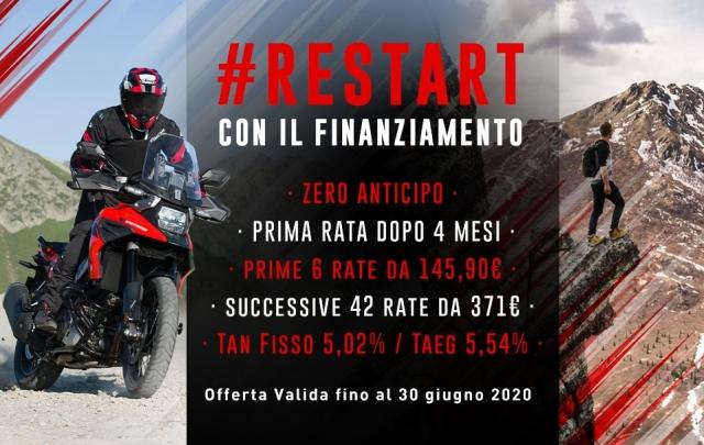 #RESTART con zero an