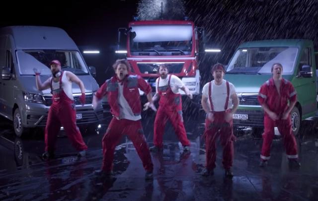 I Backstreet Boys me