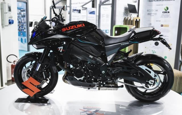 Suzuki KATANA alla m