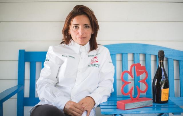 Premio speciale Michelin Chef Donna 2020 - Marianna Vitale è il talento femminile della cucina italiana