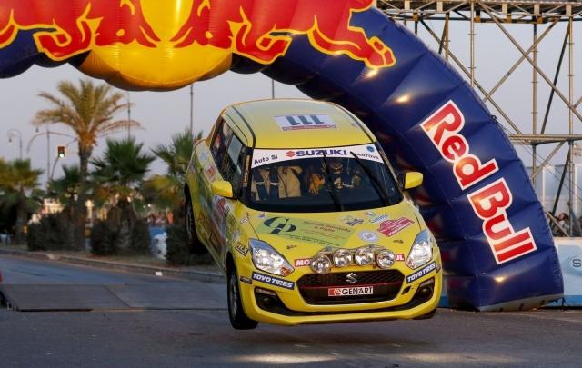 Suzuki Motorsport al