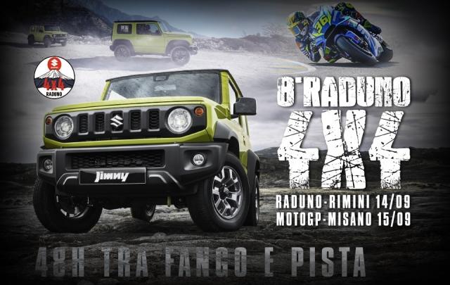 Raduno Suzuki 4x4 20