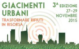 Banner Giacimenti Urbani 2015