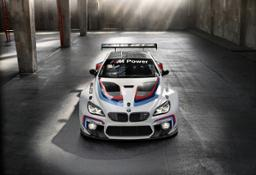 The new base model The BMW M6 GT3