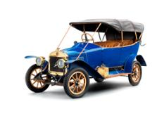 1911 LK typ S_The Type S was powered by a 14hp strong in-line four-cylinder with 1,771 cm3 displacement and was one of the most successful L & K models ever.