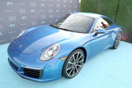 The_new_Porsche_911_at_the_Critics_Choice_Awards