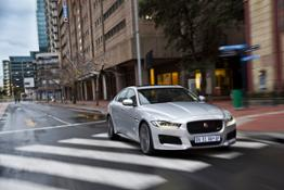 2016 - Jaguar XE