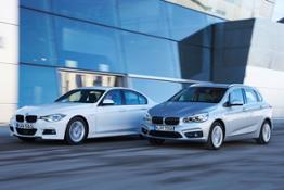 BMW 225xe and BMW 330e On Location