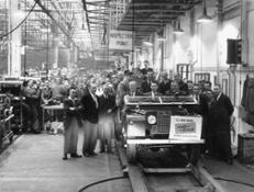 Historic manufacturing images