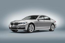 The new BMW 740e iPerformance