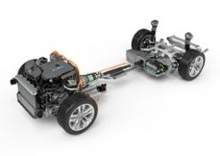 The new BMW 740e iPerformance, Technical Art