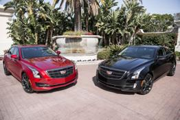 2016-Cadillac-ATS-Sedan(L)-Coupe(R)-079