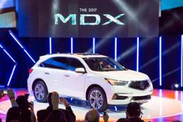 01 2017 Acura MDX