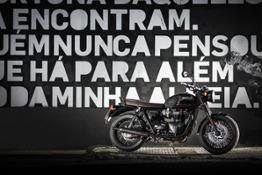Bonneville T120 Black - Static