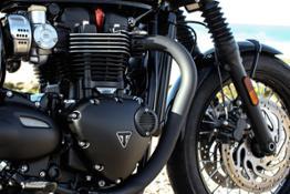 Bonneville T120 Black - Details