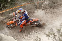 Ivan Cervantes KTM 250 EXC-F Agadir 2016
