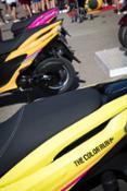 Yamaha Tricity alla Color Run (4)