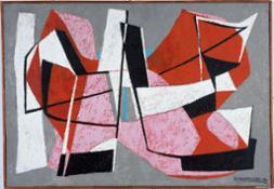 37_Prampolini, Composizione 1950