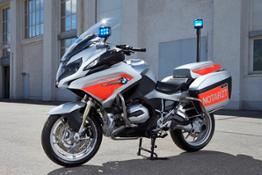 The BMW R 1200 RT_ Vehicle for emergency physicians