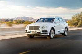 Bentley Bentayga recieves Game Changer Award from Autocar Magazine