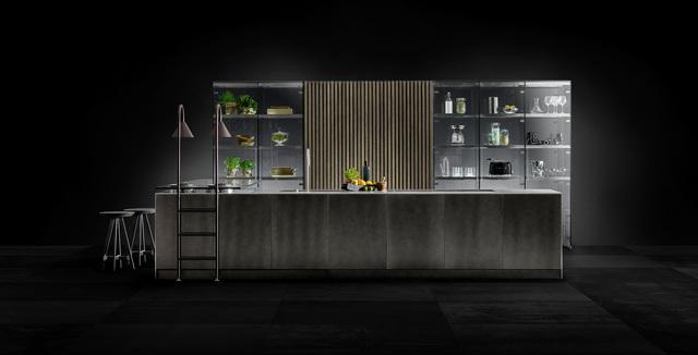 Cucina o architettura? - Nuovo modello D90/12-D90/TP di TM Italia cucine
