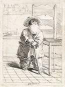 IL NANO BAIOCCO (Gagneraux)