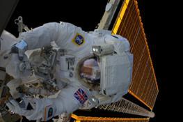 Tim s spacewalk