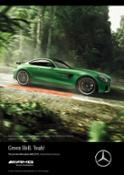 """Campaign for the world premiere of the new Mercedes-AMG GT R: Lewis Hamilton tames the beast of the """"Green Hell"""""""