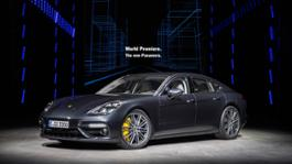 Premiere of the new Panamera in Berlin