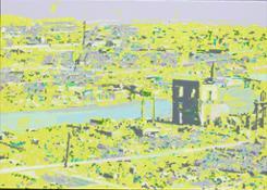 N.23 Yellow Landscape