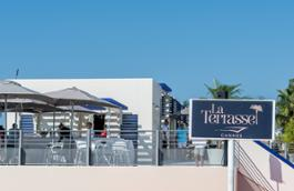 LA TERRASSE - LUXURY AREA