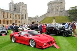 Concours of Elegance Day One (Credit - Tim Scott)
