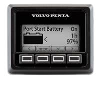 Battery managment and e-key