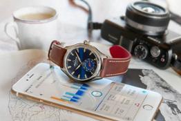 Alpina Horological Smartwatch PR AL-285NS5AQ6 2