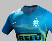 brand new 04b8b 92daf Inter Milan third kit 2016-17