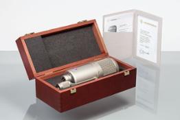 Collectors Edition U47fet Box Certificate 2